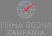 Firma Godna Zaufania 2015 logo